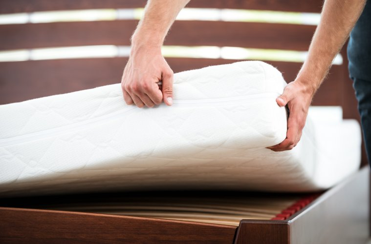 tip to make mattress firmer